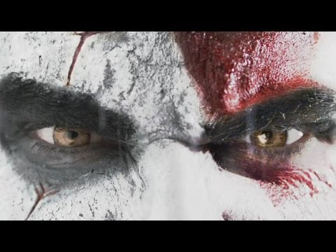 God of War Ascension Super bowl Trailer Song (Ellie Goulding Hanging On)