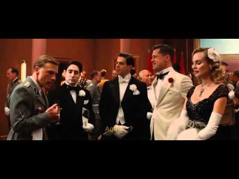 Inglourious Basterds - Italian scene