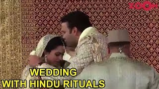 Isha Ambani & Anand Piramal Wedding   Inside Video of full ceremony - ZOOMDEKHO
