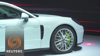 Has Porsche signalled the death of diesel? - REUTERSVIDEO