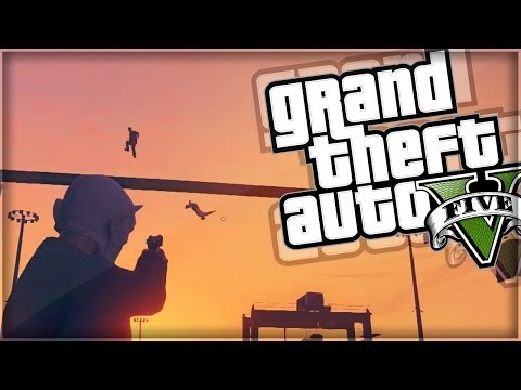 GTA 5 | Battle Beam (GTA V Online Funny Moments)