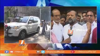 రాజాసింగ్ నాకు పోటీనే కాదు | Goshamahal Congress Candidate Mukesh Goud Face To Face | iNews - INEWS