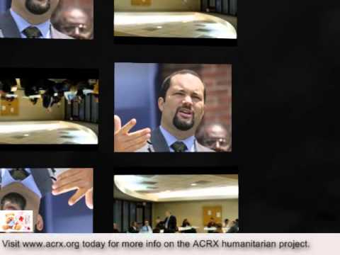 NAACP Kansas City,Mo Branch Receive Tribute & Medication Help By Charles Myrick of ACRX