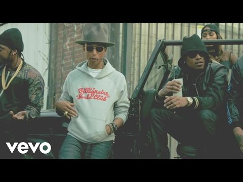 Future feat. Pharrell, Pusha T and Casino - (Extended) Move Th
