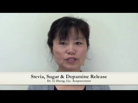 Stevia, Sugar and Dopamine Release