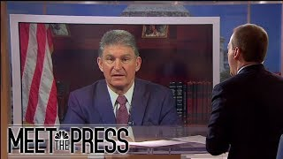 Full Manchin: 'I do not believe' Mueller's investigation is compromised | NBC News Meet The Press - NBCNEWS