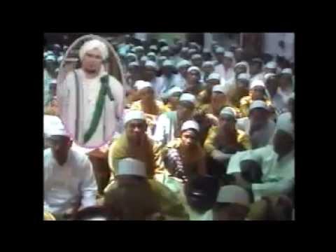 Habib jindan Mauedhoh hasanah bagian Kedua pada Haul Solo.Thn 2013