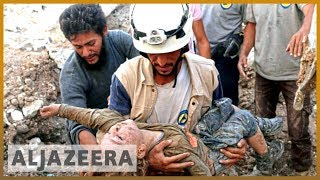 🇮🇱 🇸🇾 Israel evacuates 800 White Helmets from Syria to Jordan | Al Jazeera English - ALJAZEERAENGLISH