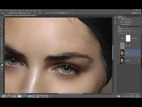 Mpaolo Tutoriais Photoshop  Speed Art Retoque Digital