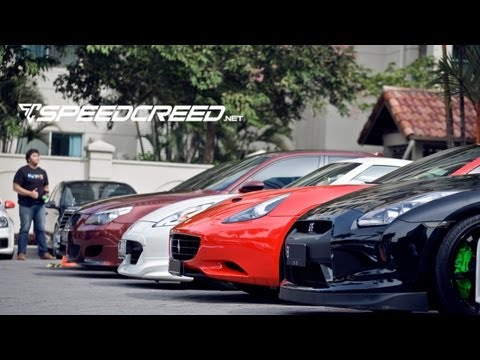 Speed Creed: Gong Xi Breakfast Gathering (Jakarta, Indonesia)