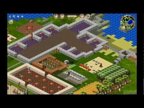Episode 14 - Let's Play Towns with Splattercat - Pig Blocks