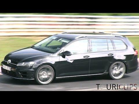 Autoperiskop.cz  – Výjimečný pohled na auta - Volkswagen Golf R 2015 dostává pořádný kouř