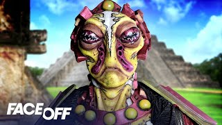 FACE OFF | Season 13, Episode 3: Aztec Aliens | SYFY - SYFY