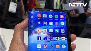 सेल गुरु: सैमसंग का S सीरीज फोल्डेबल फोन जल्द होगा लांच - NDTVINDIA