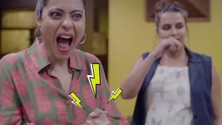 Kajol Promo | No Filter Neha Season 3 - SAAVN