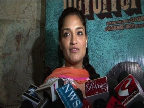 Sandhya Mridul praises Revolver Rani - Bollywood Country Videos