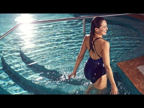 2015 Speedo Sculpture swimwear Ads youtube video