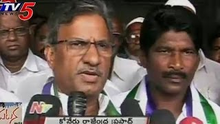 I will develop Vijayawada if elected to Lok Sabha -YSRCP Koneru Prasad - TV5NEWSCHANNEL