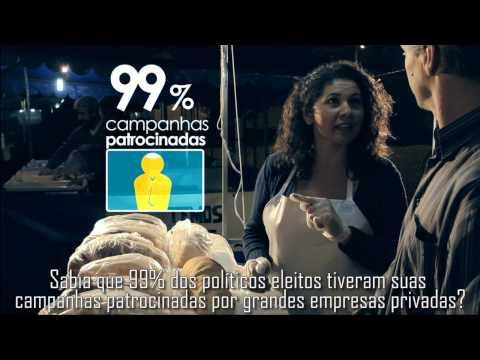 Do pão à organização - Campanha Plebiscito pela Constituinte 2014