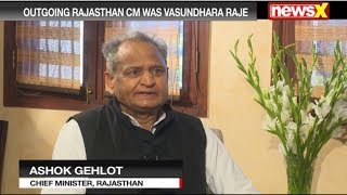 Ashok Gehlot interview, reveals why Sachin Pilot didn't became Rajasthan CM in 2019 election - NEWSXLIVE