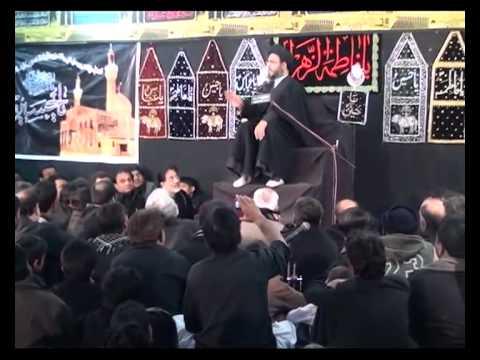 2 - Shahadat Imam Zain-ul-Abideen (A.S) - Allama Aqeel ul Gharavi 1433/2012 Majalis - Urdu
