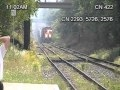 A Morning Of Delayal Railfanning At St Catharines 09-03-10