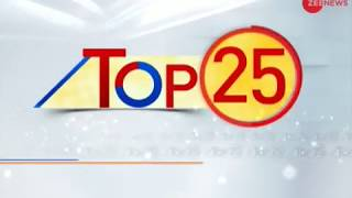 Top 25 News: Watch top 25 news stories of today, 19, February, 2019 - ZEENEWS