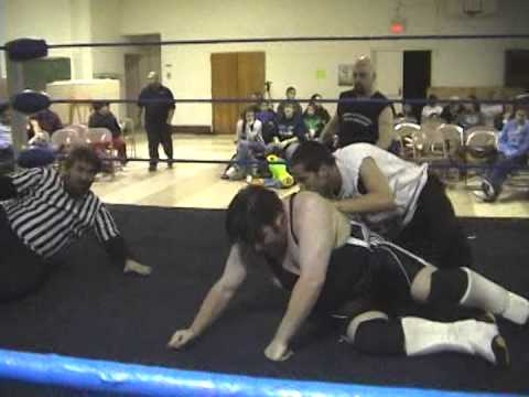 Tri State Championship- Dr. K (C) vs Jared Young vs Anderson James