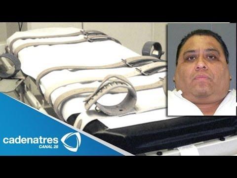 Hoy será ejecutado el mexicano Ramiro Hernández Llanas en Texas