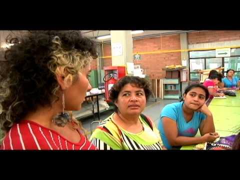 Alianzas estratégicas en Medellín en pro de las mujeres desplazadas