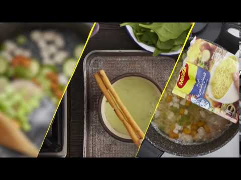 Soup Recipes for Iftar from MAGGI
