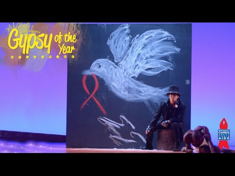 The Lion King Dances at Gypsy of the Year 2014