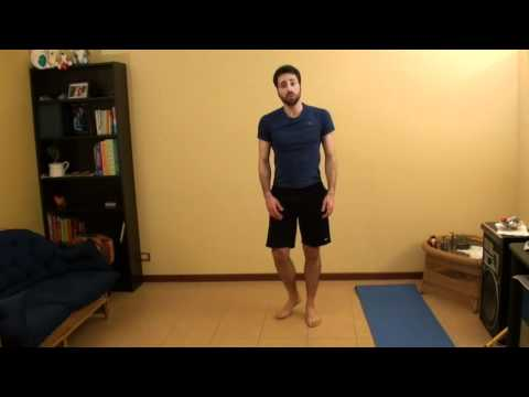 Esercizi per gambe addominali e pettorale - Palestra in casa