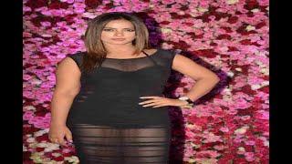 In Graphics: Neetu Chandra attends Golden Rose Red Carpet award show - ABPNEWSTV