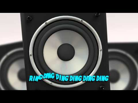 The Crazy Frogs - The Ding Dong Song (beginners version)