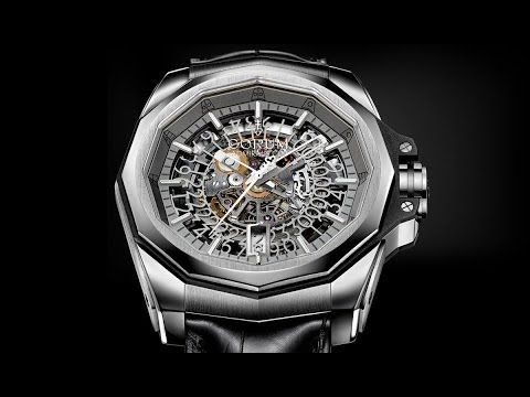 CORUM -- Admiral's Cup AC - One 45 Skeleton Collection 2014