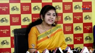 TDP Leader Sadineni Yamini Comments on BJP Leader GVL Narasimha Rao | CVR News - CVRNEWSOFFICIAL