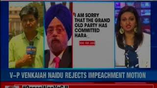 Opposition parties to approach court over impeachment motion, sources - NEWSXLIVE