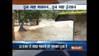 Rain fury continues in Kerala, over 180 killed - INDIATV