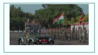 Watch: India-Maldives perform joint military exercise in Belgaum - TIMESOFINDIACHANNEL