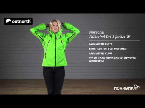 Youtube - Falketind Dri3 Jacket (W)