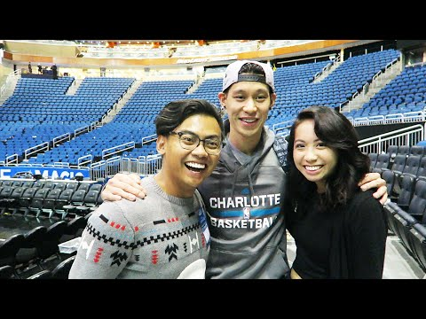 Meeting Jeremy Lin!