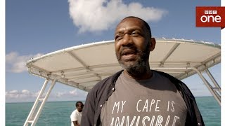 Lenny Henry visits Barbuda after Hurricane Irma - Lenny Henry: The Commonwealth Kid - BBC One - BBC