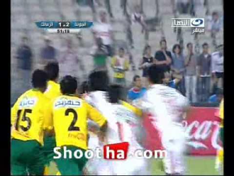 اهداف مباراة الزمالك 3-2 الجونه 2011