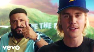 DJ Khaled Feat. Justin Bieber, Chance The Rapper & Quavo - No Brainer (Official Video) ( 2018 )