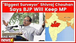 Shivraj Singh Chouhan expresses confidence on winning Madhya Pradesh, calls himself biggest pollster - NEWSXLIVE