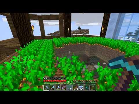 Etho MindCrack SMP - Episode 160: Carrot Donut