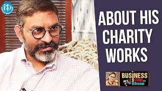 Suresh Rayudu Chitturi About His Charity Works || Business Icons With iDream - IDREAMMOVIES