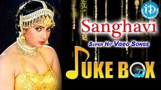 Sanghavi Video Songs Jukebox || Telugu Video Songs Jukebox - IDREAMMOVIES