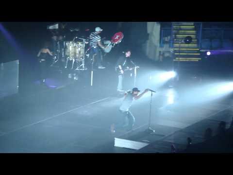 Enrique Iglesias- Euphoria Tour Nottingham 2011